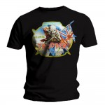 T-shirt Iron Maiden - Trooper Robinsons Beer