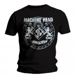 T-shirt Machine Head - Classic Crest
