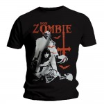 T-shirt Rob Zombie - Teenage Nosferatu Pussy