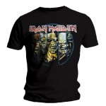 T-shirt Iron Maiden - Eddie Evolution
