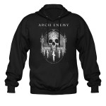 Sweat à Capuche Arch Enemy - Graveyard Skull