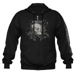Sweat Zippé Holy Moses - Discharge Skull
