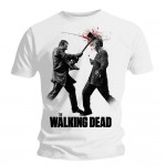 T-shirt The Walking Head - Axe To Head