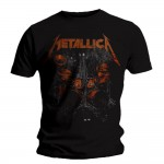 T-shirt Metallica - Lars Drum Kit