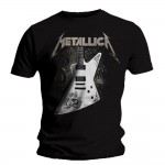 T-shirt Metallica - Papa Hetfield Guitar