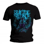 T-shirt Suicide Silence - Dark Angel