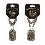 Pendentif Dog Tag Sons of Anarchy - Reaper