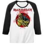 T-shirt Raglan Iron Maiden - Piece of Mind