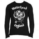 T-shirt Manches Longues Motorhead - England