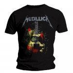 T-shirt Metallica - Kirk Mummy Guitar