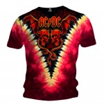 T-shirt AC/DC - Evil Wings