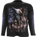 T-shirt Manches Longues Spiral - Liberty USA