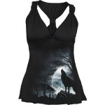 Top Spiral - Howling Shadow - Femme