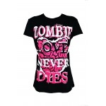 T-shirt Cupcake Cult - Love To Die - Femme