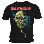 T-shirt Iron Maiden - Piece of Mind Skull