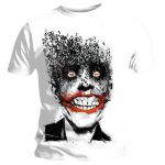 T-shirt Batman - Crazy Joker