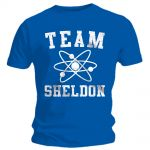 T-shirt The Big Bang Theory - Team Sheldon