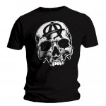 T-shirt Sons of Anarchy - Big Skull Head
