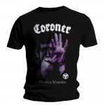 T-shirt Coroner - Mental Vortex