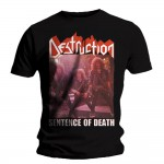 T-shirt Destruction - Sentence Of Death