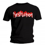 T-shirt Destruction - Logo