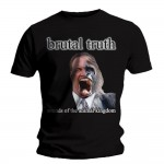 T-shirt Brutal Truth - Sounds Of The Animal Kingdom