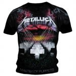 T-Shirt Metallica - Master Of Puppets Faded