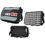 Sac Messenger Nintendo - Reversible