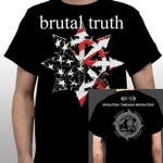 T-Shirt Brutal Truth - Evolution Through Revolution