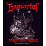 Patch Immortal - Damned In Black