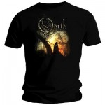T-Shirt Opeth - Cloaked Figure