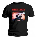 T-Shirt Thin Lizzy - Live And Dangerous