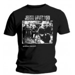 T-Shirt Jesus Loves You 2009
