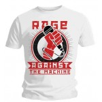 T-Shirt Rage Against The Machine - Revolution