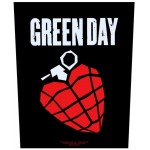 Back Patch Green Day - Grenade