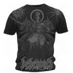 T-Shirt Behemoth - Evangelion Allover