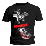 T-Shirt Piranha - Design A