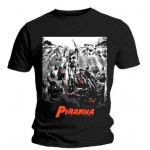 T-Shirt Piranha - Design B