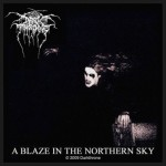 Patch Darkthrone - A Blaze In The Northern Sky