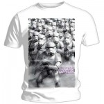 T-Shirt Star Wars - Army Blanc