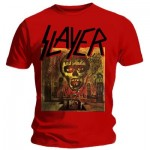 T-Shirt Slayer - Seasons In The Abyss