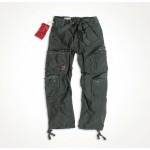 Trousers Airbourne Vintage Washed Black