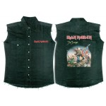 Workshirt Iron Maiden - The Trooper