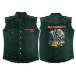 Workshirt Iron Maiden - The Number Of The Beast