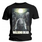 T-shirt The Walking Dead - Struzan