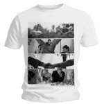 T-shirt Red Hot Chili Peppers - Spliced Photos