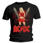 T-shirt AC/DC - Missile
