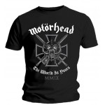 T-Shirt Motorhead - Iron Cross