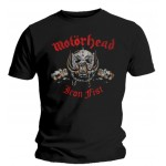 T-Shirt Motorhead - Iron Fist