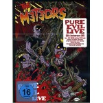 DVD The Meteors - Pure Evil Live